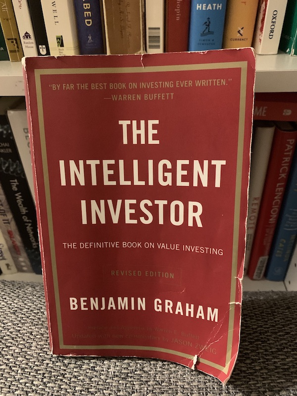 Book Review: The Intelligent Investor